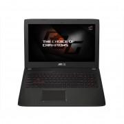 "Notebook Asus FX502VM, 15.6"" Full HD, Intel Core i7-7700HQ, GTX 1060-3GB, RAM 8GB, HDD 1TB, Endless OS, Negru"