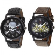 Evelyn Combo of 2 Men Watches EVE-380-386