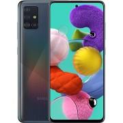 Samsung Galaxy A51 - fekete