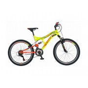 Alpina bicikl Goblin 24″ Zeleno-crvena (B241S15181)