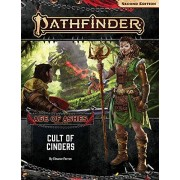 Ferron, Eleanor Pathfinder Adventure Path: Cult of Cinders (Age of Ashes 2 of 6) [p2]