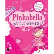 Pinkabella adora sa deseneze