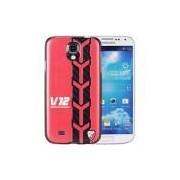 Capa para Galaxy S4 iKase GVCY 0082 Lamborghini V12 Red