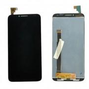 Display Cu Touchscreen Alcatel One Touch Idol 2 OT6037 6037 6037Y Negru