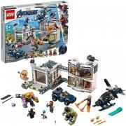 LEGO Marvel Avengers Endgame, Batalla en el Complejo de los Avengers,
