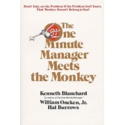 One Minute Manager Meets the Monkey, Paperback