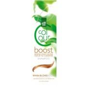 HennaPlus Colour Boost színmegújitó sampon meleg szőke 200ml