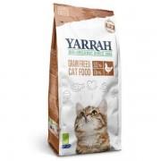 Mancare uscata Bio pentru pisici cu carne de pui fara cereale, 2.4kg, Yarrah
