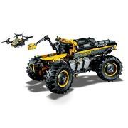 LEGO Technic 42081 Volvo kerekes rakodó koncepció - ZEUX