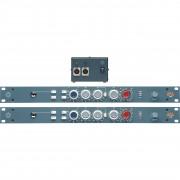 "1084 19"" 1RU rack w/power supply"