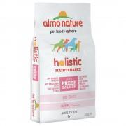 Almo Nature Holistic Adult Large con salmón y arroz - 12 kg