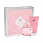 Lacoste Eau De Lacoste L.12.12 Pour Elle Sparkling подаръчен комплект EDT 90 ml + душ гел 150 ml за жени