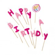 Disney Princess Happy Birthday Toothpick Candles - BV81592 - 14Pcs