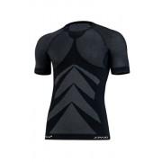 Relieve koszulka męska W02 (czarny)