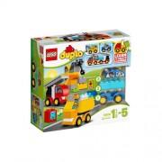 LEGO Duplo mijn eerste wagens en trucks 10816