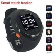 Localizzatore GPS Tracker Quad-band GSM/GPRS LCD nero