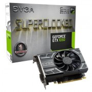 EVGA GeForce GTX 1050 SC Gaming (2GB GDDR5/PCI Express 3.0/1417MHz-1531MHz/