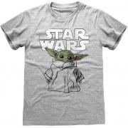 Star Wars: The Mandalorian - The Child (Sketch) T-shirt