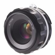 Voigtlander Ultron 40 mm F2 SL IIS - montura Nikon F/AI-S, Negru