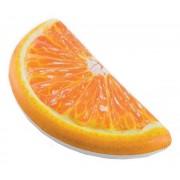 Intex narancs alakú strandmatrac 178x85cm 58763 EU