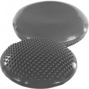 Balančný vankúš na sedenie MOVIT 37 cm, sivý