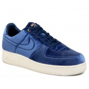 Обувки NIKE - Air Force 1'07 Prm 3 AT4144 400 Blue Void/Blue Void/Sail