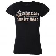 Ženska metal majica Sabaton - The great war - NUCLEAR BLAST - 27961_Gr