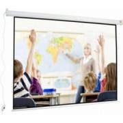 Ecran Proiectie Avtek Wall Electric 180x135cm 4 3 Plug and Play Alb