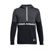 UNDER ARMOUR Unstoppable Double Knit Hoody Black
