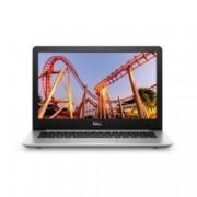 "Лаптоп Dell Inspiron 5370 (5397184199862)(сребрист), двуядрен Kaby Lake Intel Core i3-8130U 2.2/3.4 GHz, 13.3"" (33.78 cm) Full HD IPS Anti-Glare Display, (HDMI), 4GB DDR4, 128GB SSD, 1x USB 3.1, Linux, 1.40 kg"