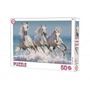 Lovas puzzle 50 db-os