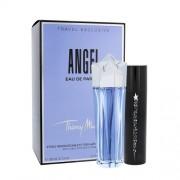 Thierry Mugler Angel 100Ml Edp 100 Ml + Edp 7,5 Ml Per Donna (Eau De Parfum)