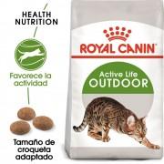 10 kg gratis Outdoor 30 Royal Canin pienso para gatos