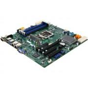 Supermicro X11SSM-F mATX E3-1200v5/v6, 4x DDR4 ECC, SATA RAID, IPMi, 2x GbE, C236 Supermicro X11SSM-F E3-1200v5