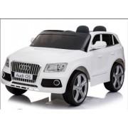 Automobil na baterije sa licencom Audi Q5 beli (DEL-Q5W)