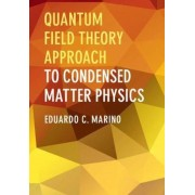 Quantum Field Theory Approach to Condensed Matter Physics, Hardcover