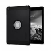 Spigen Armure Tough iPad 9,7 pouces Boîtier noir