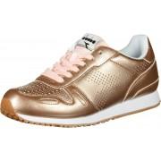 Diadora Titan Metallic Damen Schuhe gold pink