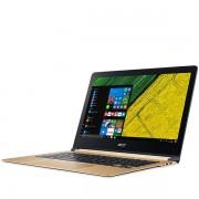 Acer Swift 7, SF713-51-M4FA, 13.3FHD 1920x1080 IPS, Core i5-7Y54 up to 3.2GHz, 8GB LDDR3, 256GB SSD, Intel HD 615, no ODD, USB Type-C port, BT, WLAN, Windows10 Home, Gold