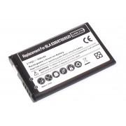 Batterie Origine Cs2 New Shape Blackberry Pour 8520 Curve, 9300 Curve Et 9330 Curve
