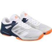 ADIDAS ADIZERO COURT Tennis Shoes For Men(White)