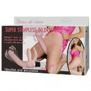 Strap-on Super Strapless Dildo