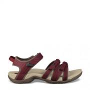 Teva Tirra Tirra outdoor sandalen donkerrood
