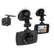 Camera Video Auto DVR Blow BlackBox, Inregistrare Trafic Full HD, Display 2.4 inch, SDHC, mini-USB, Microfon si Difuzor Incorporata