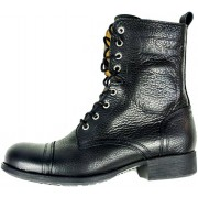Helstons Lady Ladies Motorcycle Boots Black 36