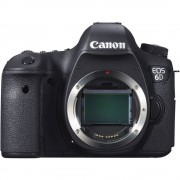 Canon EOS 6D Body Only Digital SLR Camera with Kingston 32GB min. 80MB/s SD Memory Card [kit box]