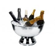Vin Bouquet Стоманен охладител за бутилки - Ø34 см
