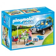 Playmobil City Life,Salon mobil pentru ingrijire catei