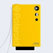Polaroid Mint Instant Print Camera Yellow