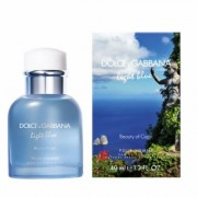Dolce And Gabbana Light Blue Beauty In Capri Eau De Toilette Spray 40ml